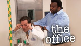 Andy's First Acting Job - The Office US