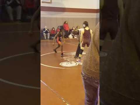 Kylan's 2nd meet @ Broadneck High School