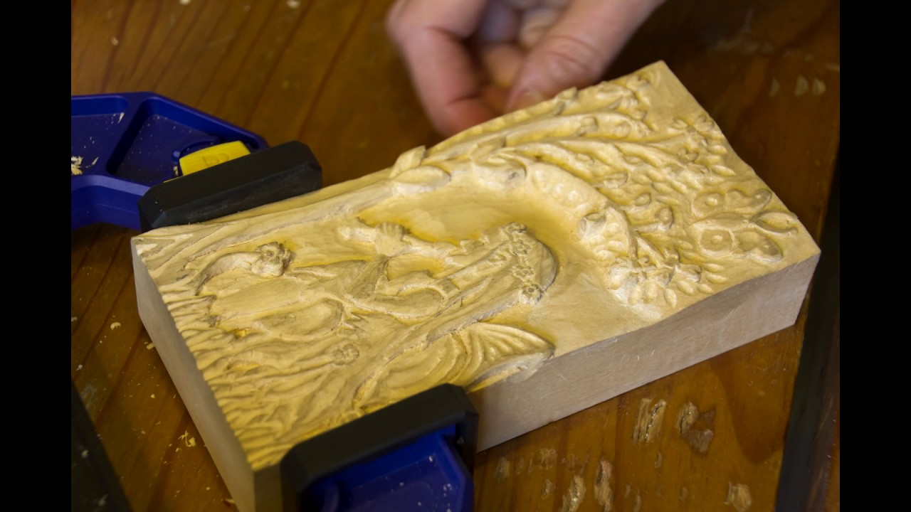 Video first carving project youtube