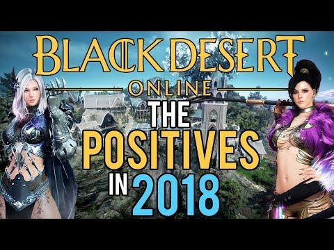 Black Desert Online  The Positives 2018