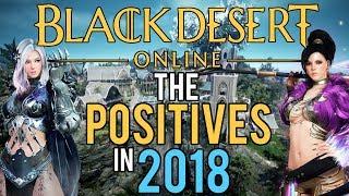 Black Desert Online In 2018 - The Positives