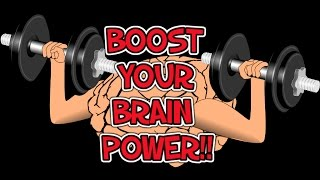 Top 10 Ways To Improve Memory & Brain Power