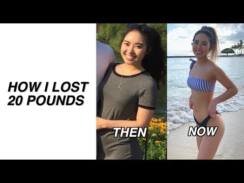 HOW I LOST 20 POUNDS! (5 TIPS TO LOSE WEIGHT)
