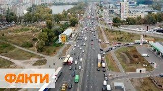 До роботи за 2-3 години! З-за ремонту доріг Київ потерпає від заторів