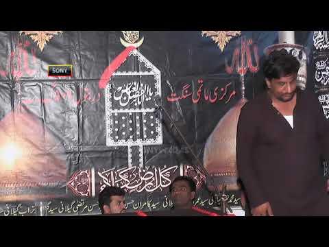 Zakir Sabir Hussain Sarwar Chack no 39  Mozah Azan Ali Akbar  On Fasilabad