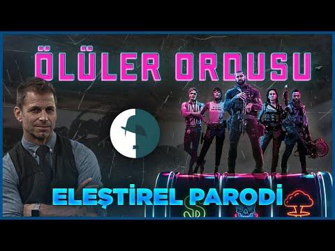 ÖLÜLER ORDUSU - ELEŞTİREL PARODİ