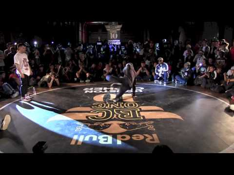 Red Bull BC One Houston Cypher Top 16 Shorty vs A-yo