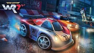 Mini Motor Racing WRT (by The Binary Mill) - iOS / Android - HD (Sneak Peek) Gameplay Trailer