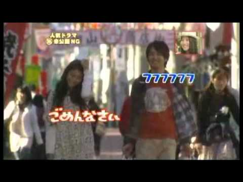Honey and Clover Drama Bloopers