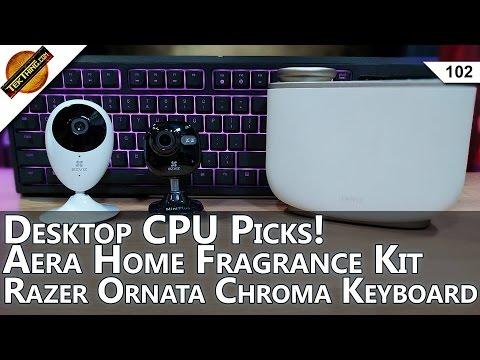 Kaby Lake Desktop Fail?!?, Razer Ornata Keyboard, Tough USB Cables, Aera Home Fragrance Kit!