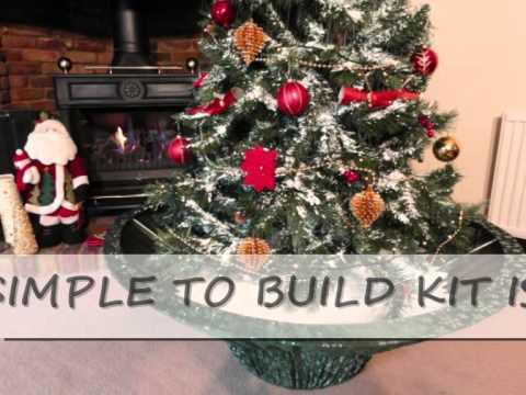 Flocking Kit For Christmas Tree