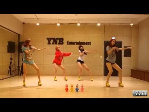 BESTie - Love Options (dance practice) DVhd