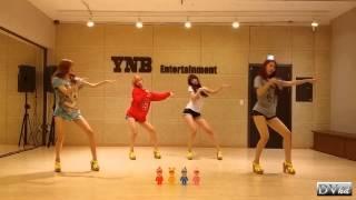 BESTie - Love Options (dance practice) DVhd