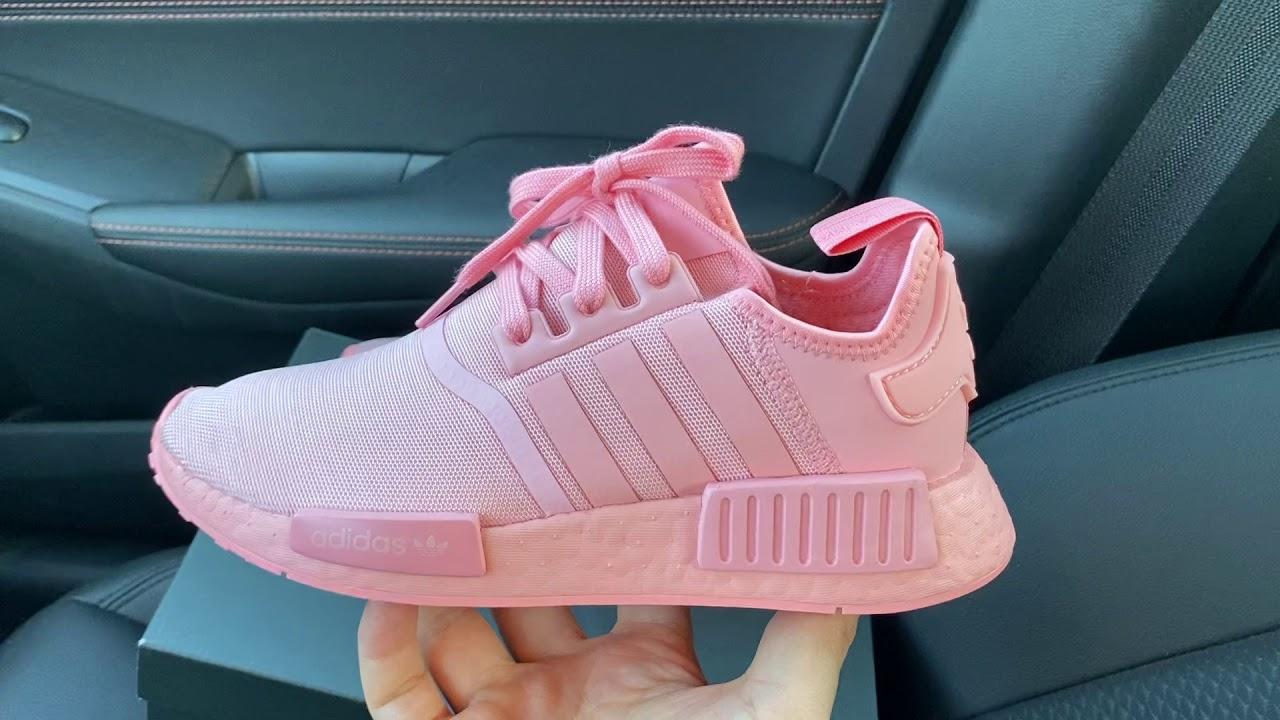 pink nmd