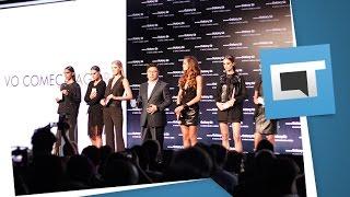 Galaxy S6: veja como foi o evento de lançamento do novo smartphone no Brasil