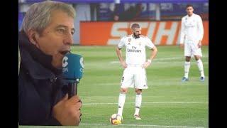Eibar 3-0 Real Madrid | Narración de Manolo Lama en Tiempo de Juego COPE