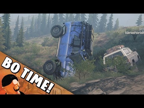 Spintires - Adventures In Rolling