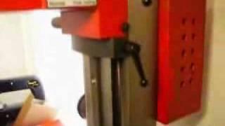 26: Sieg X2 Mini Mill cnc Z Axis Convertion part1