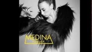 """MEDINA Black Lights """"Forever album"""" 2012"""