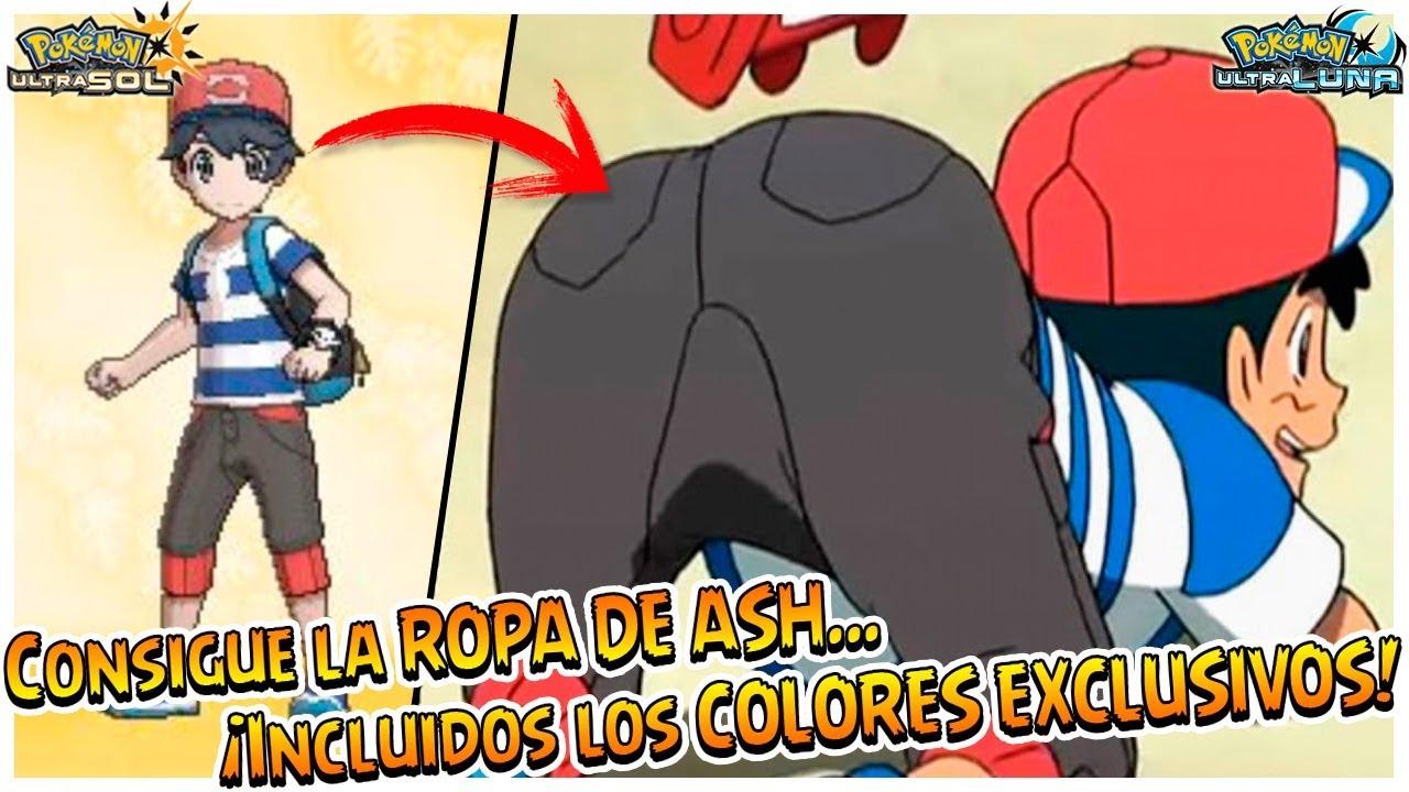Hazte Con La Ropa De Ash Incluidos Los Colores Exclusivos De
