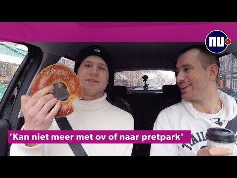 In de auto met Kalvijn: 'Nina niet bij me door miljoen abonnees'