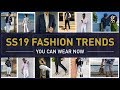 5 SPRING & SUMMER FASHION TRENDS You Can Wear Right Now | Men's Style 2019