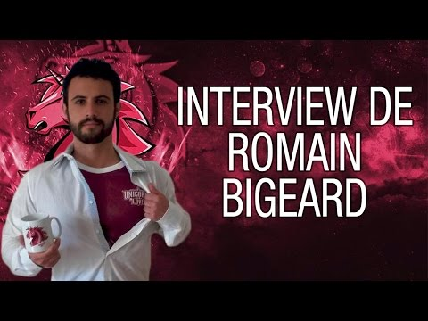 Interview de Romain Bigeard, Team Manager Unicorns of Love (version courte)