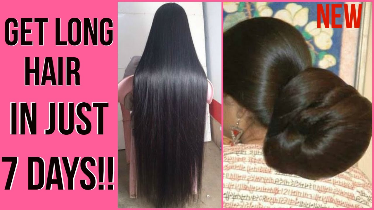 How to Grow Your Hair Faster !!! The Real Way !! Hair Restoration ...