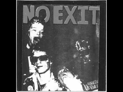 No Exit -  Energy Crisis ( 1979 Live Version, Canada Hardcore Punk )