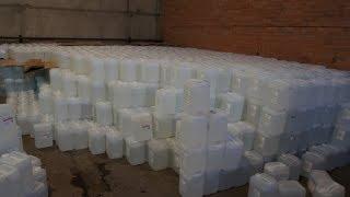 В Красноярском крае изъяли более 100 тонн спирта