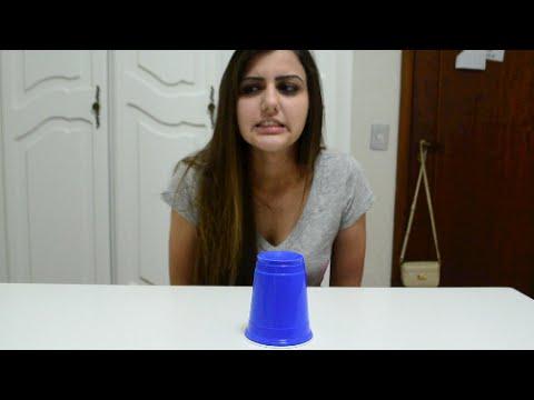 Sofia Oliveira - TUTORIAL Cup Song Blá Blá Blá (Anitta)