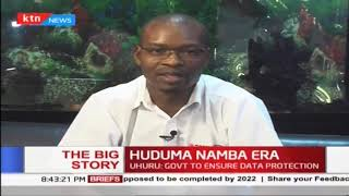 Why court stopped government from forcing Kenyans to register Huduma Namba | THE BIG STORY