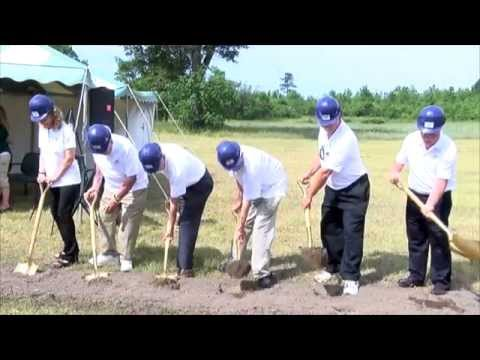 Kirtland Community College hosts groundbreaking ceremony for new health sciences building