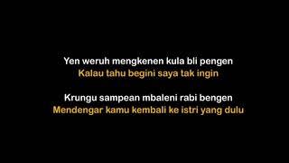 Lagu Keloas - Tati Mutia Lirik dan Terjemahan