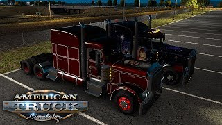 CHRISTMAS SEASON AMERICAN TRUCK SIM WITH THE SQUAAAAAAAAAAAAAA |12/8/18|