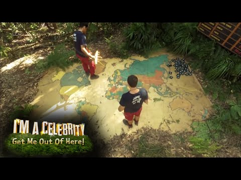 Will Amir and Jamie Miss Their Flights? | I'm A Celebrity... Get Me Out Of Here!