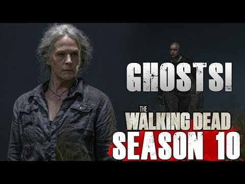 The Walking Dead Season 10 Episode 3 Ghosts - Video Review!