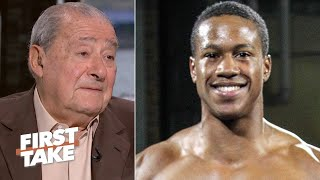 Bob Arum devastated to learn of Patrick Day's death | First Take
