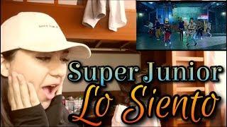 Download Lagu SUPER JUNIOR(슈퍼주니어) - 'Lo Siento (Feat. Leslie Grace)' MV Reaction Mp3