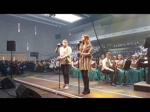 Shallow with The Peace Proms of Ireland