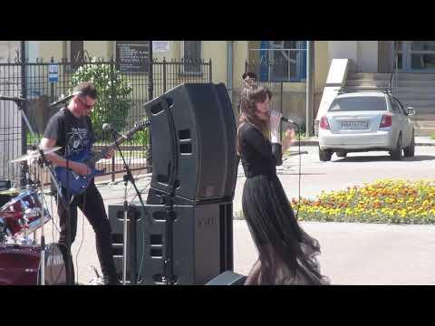 Рок - концерт в Иваново ( начало )