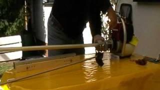 Kayak motor, Kanu motor, Kayak moteur, Canoe motor