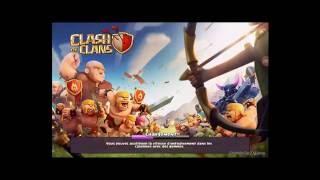 mon debut sur clash of clans YTP
