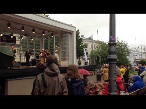 Osman Aga in Finnish / Helsinki Day ( Helsinki-päivää),  12.06.2014