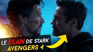 LE PLAN DE TONY STARK POUR AVENGERS 4 streaming