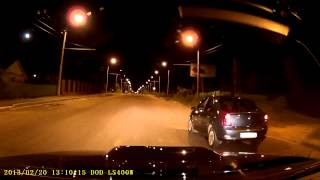 видео Видеорегистратор DOD LS400W (Original)