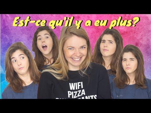 LOUISIANE A EMBRASSÉ UNE FILLE DE SA CLASSE !