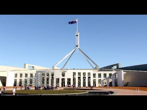 Parliament House of Australia, Canberra, ACT Australia
