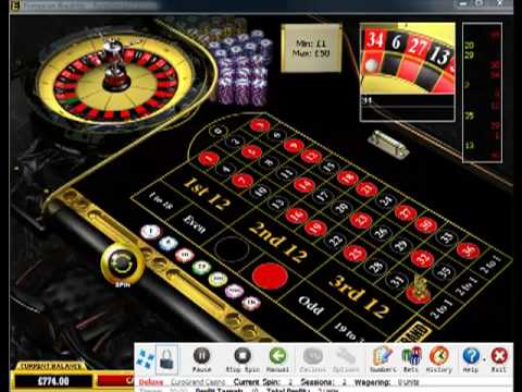 New Progressive Betting Roulette System Software Tutorial