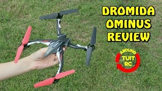 Dromida Ominus Quadcopter Review: Around Tuit RC